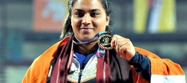 Athletics, Indian, shot-putter, Kaur, four-year, doping, ban