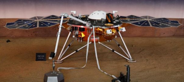 NASA, probe, detects, 'marsquake', interplanetary, first