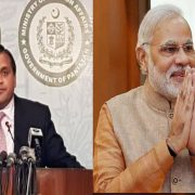 Pakistan indian prime minister Modi modi remarks Dr Muhammad Faisal