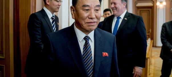 nuclear talks North Korea KIm sidelines diplomats