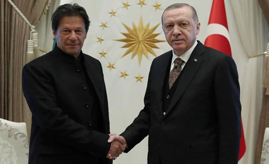 coronavirus COVID-19 coronavirus patients joint efforts telephonic Turkey Pakistan pandemic Prime Minister Imran Khan Turkish President novel coronavirusTurkish President, Tayyip Erdogan, visit, Pakistan, October 24