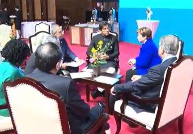 World Bank World BankCEO PM Imran Khan Prime mInister Imran khan hafeez shaikh PM adviser on finance Imran Khan CBI