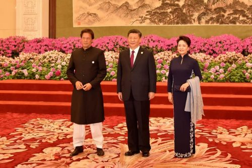 PM, Imran Khan, attends, banquet, hosted, Chinese President, Xi Jinping