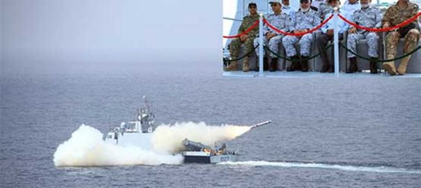 cruise missile Pakistan Navy test fires indigenous Cruise missile
