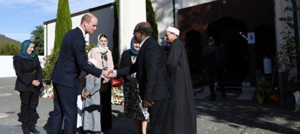 New Zealand mosque Prince William NZ mosques attacked Arden Al Noor William Christchurch Linwood mosques Fouda Australian