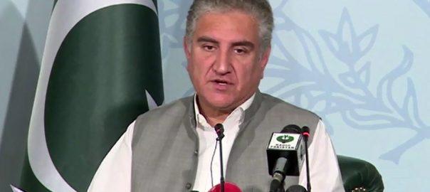 Pakistan, erect, fence, Iran border, FM Shah Mahmood