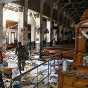 attacks Sri Lanka suicide bombers luxury hotels