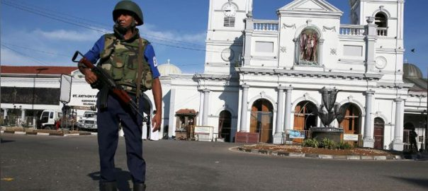 Sri Lanka, wakes, emergency law, Easter, bombing, attacks