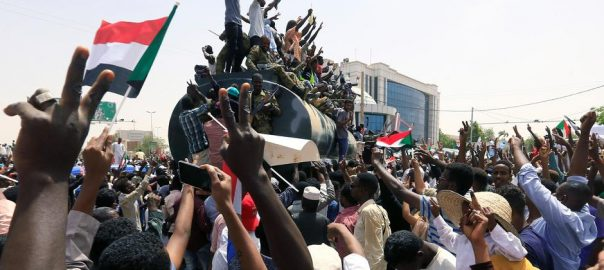 Sudan, military, council, promises, civilian, government, Bashir, toppled