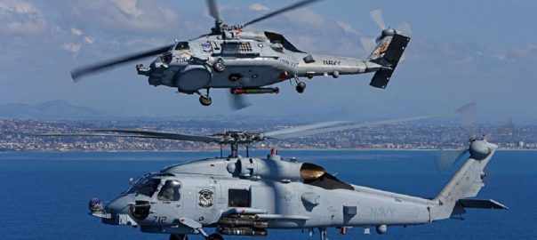 US anti-submarine helicopter US sale to India US approves helicopters