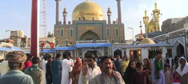 767th, Urs, Hazrat, Lal Shahbaz Qalandar, Sehwan Sharif