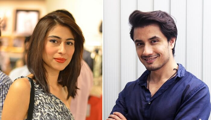 Model Kinza records statement in Meesha Shafi, Ali Zafar case