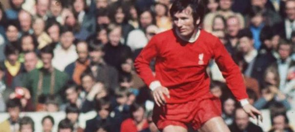 liverpool tommy smith soccer 74 Anfield Iron'