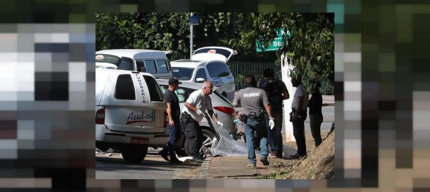 bank Brazil bank ATMs 11 suspects
