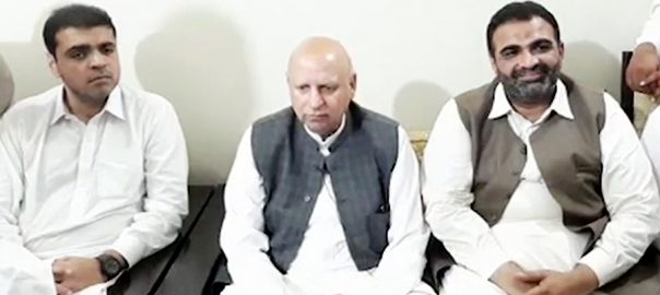 Punjab, Governor, Ch Sarwar, denies, reports, resignation