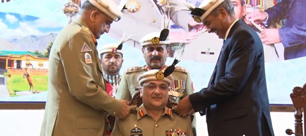 COAS, installs, Lt Gen Anwar Ali Hyder, NLI Regiment, Colonel Commandant
