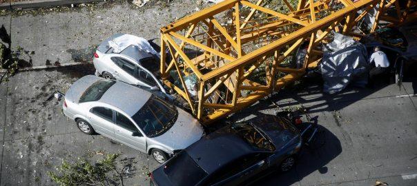 crane seattle Fairview Avenue North police