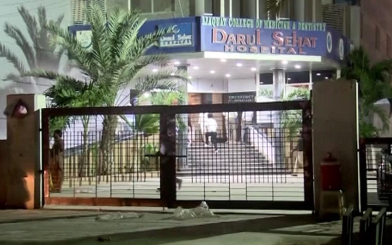Nishwa's death: Darul Sehat Hospital partially sealed