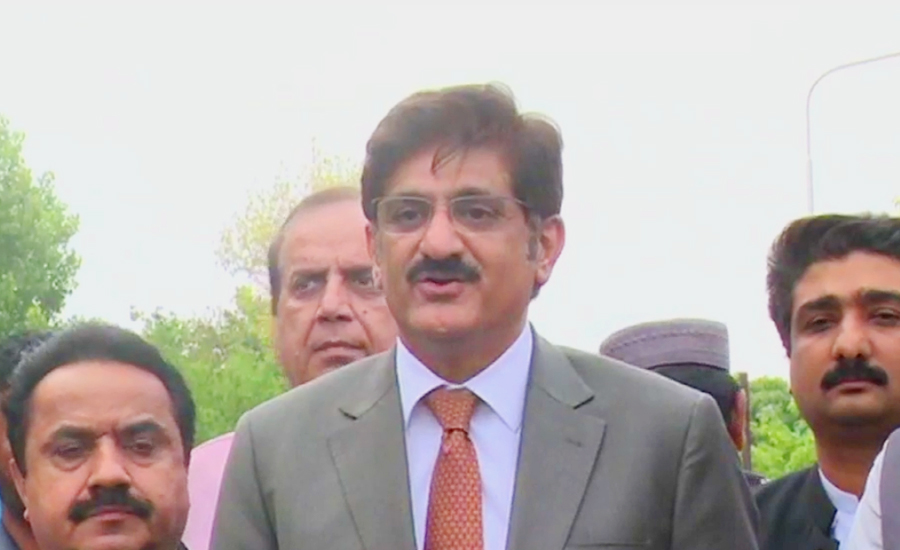 My name deliberately included in JIT report, claims Sindh CM