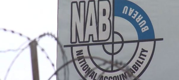 NAB Fake accounts case DR dansha Park lane accountant zardari