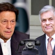PM, Imran Khan, phones, Sri Lankan, counterpart, condemns, terrorist, attacks