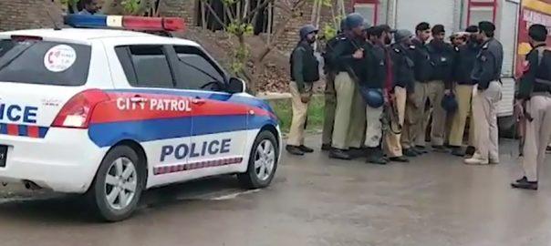 Terrorists, killed, ASI, martyred, Peshawar, operation