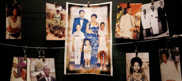 Rwandan Rwandan President Paul Kagame