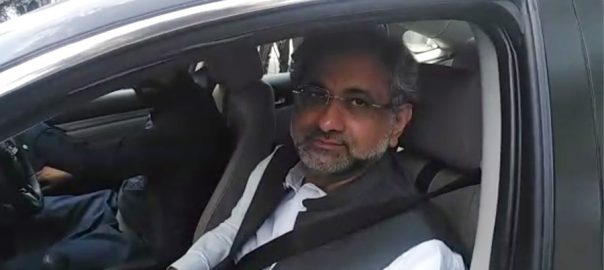 LNG LNG scandal Liquified Natural Gas Shahid Khaqan abbasi LNG case private airline