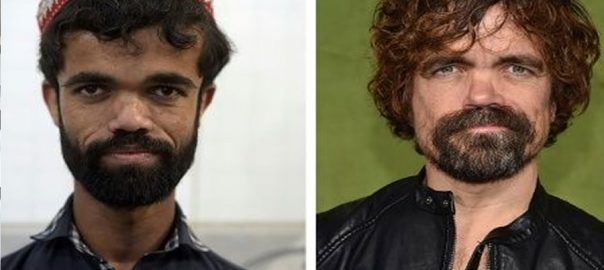 Tyrion Lannister Rozi Khan uncanny Pakistani resemblence game of thrones HBO