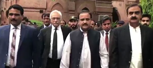 AG AGP LHC Lahore High COurt Justice Aalia Neelum Hamid Khan Justice Muhammad Qasim Khan