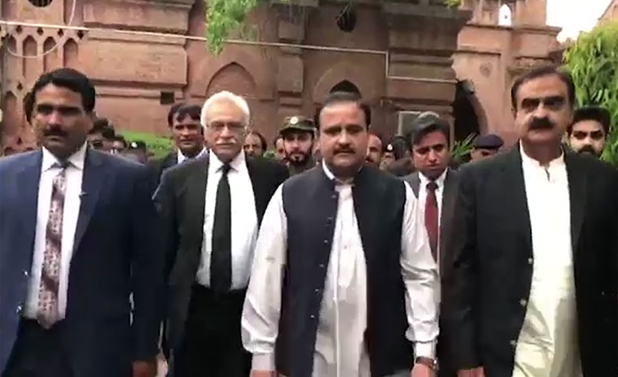 Contempt case: AGP Ahmad Awais resigns
