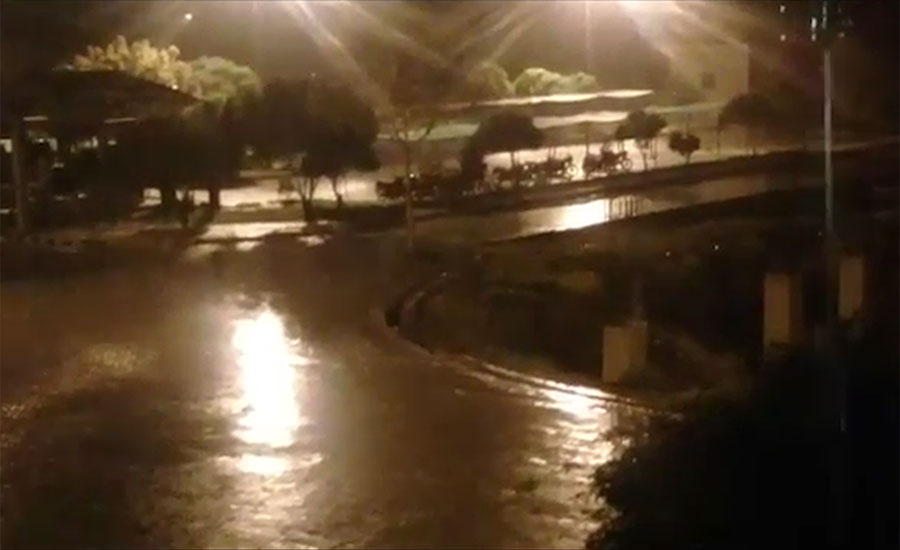 Light rain turns weather pleasant across Punjab