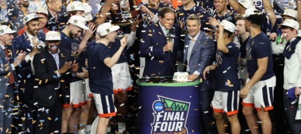 Virginia trio carries Cavaliers to first national championship