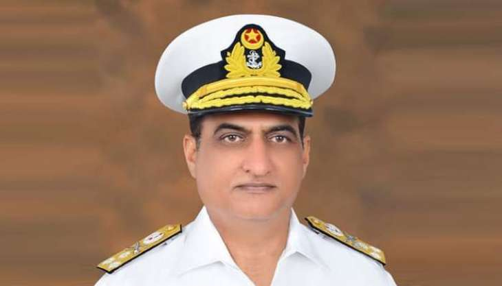 Rear Admiral Ahmed Saeed promoted to rank of vice admiral