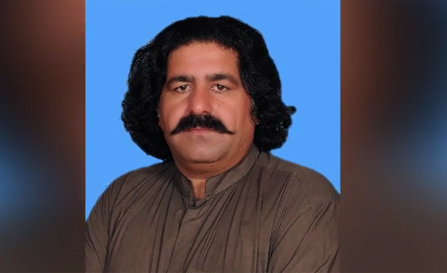 MNA Ali Wazir among 12 PTM workers booked for instigating people to rebellion