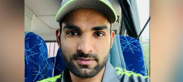 Cricketer, Asif Ali, two-year-old, daughter, dies, cancer, US