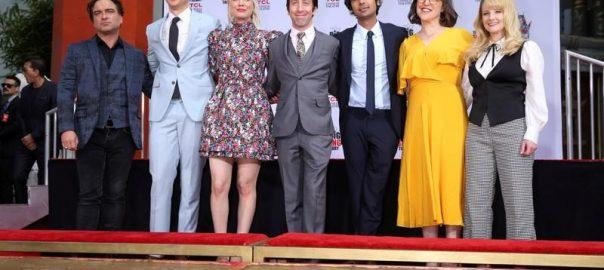Big Bang Big Bang Theory Sheldon Noble Prize