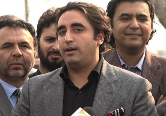 Bilawal asks government to implement NAP with spirit