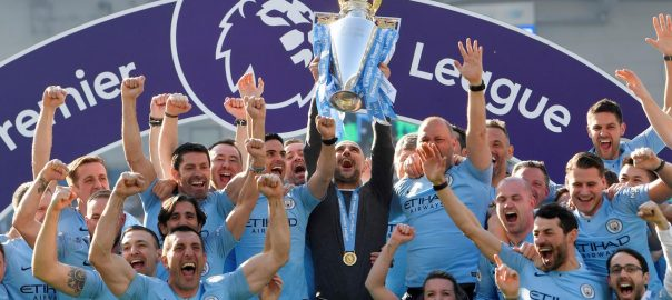 Manchester City, survive, scare, retain, title, style