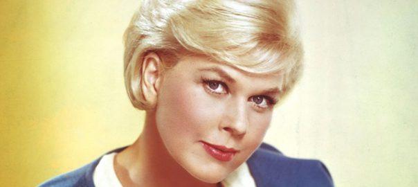 Doris Day Sera Hollywood hollywood actress singer singer of que sera sera