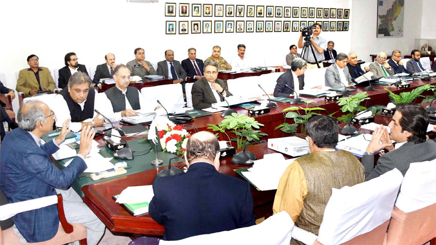 ECC approves Rs20b sovereign guarantee to stabilize stock market