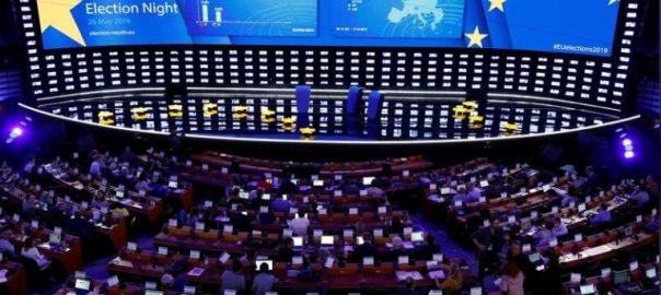 Pro-Europe, vote, fragments, limits, nationalist, gains, EU, election