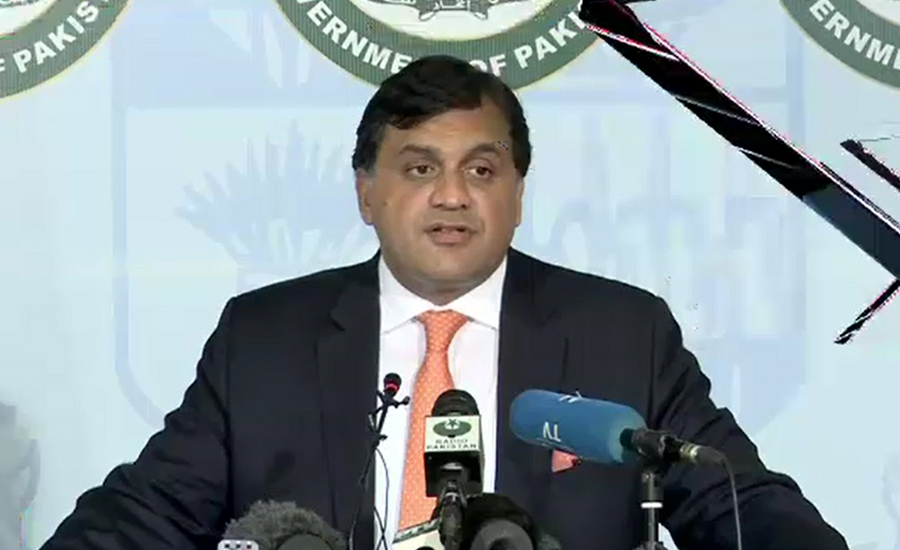 Pakistan foils Indian attempt to link Masood Azhar with Pulwama: FO