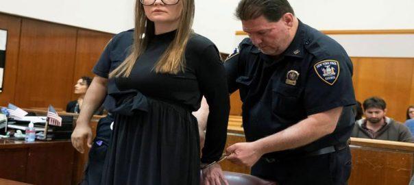 fraud fake heiress York lite dazzled German woman