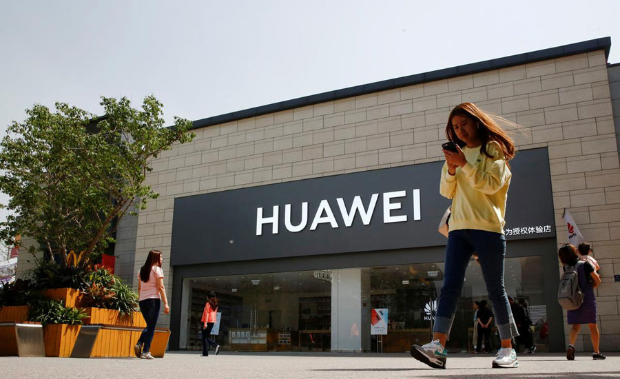 US may scale back Huawei trade restrictions to help existing customers