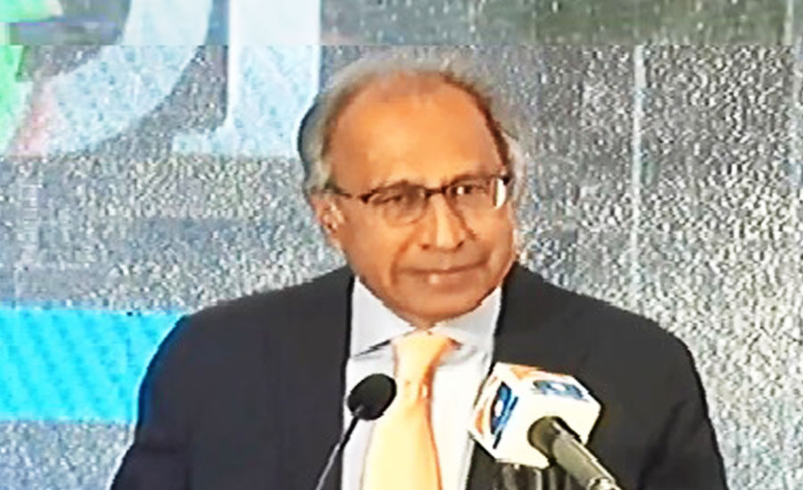Negotiations with IMF moving ahead in positive way: Hafeez Shaikh