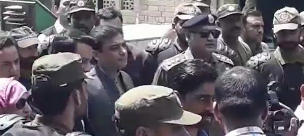 LHC, extends, Hamza Shahbaz, interim, bail, May 22