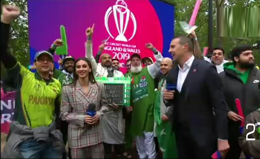 Colourful ceremony opens World Cup in backdrop of Buckingham Palace
