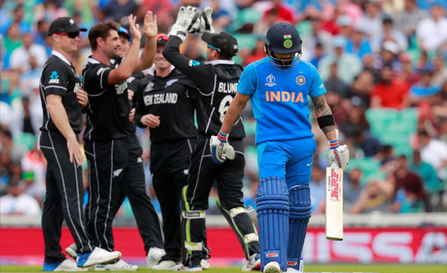 New Zealand India World Cup warm-up