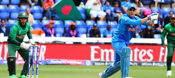 Dhoni Rahul centuries India beat Bangladesh final warm-up CARDIFF 92NEWS World cup 2019